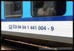 94 54 1 441 004-9, DKV Praha, označení na voze, Ústí n.Labem hl.n., 25.04.2013
