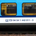 94 54 1 442 011-3, DKV Čes. Třebová, Pardubice hl.n., 28.11.2013