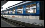 94 54 1 460 011-0, DKV Olomouc, Bohumín, 21.03.2012, část vozu