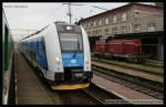 94 54 1 641 002-1, DKV Olomouc, Prostějov Hl.n., 06.05.2013, čelo vozu