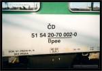 Bpee 247, 51 54 20-70 002-0, DKV Praha, Leden 2004, nápisy na voze, scan starší fotografie