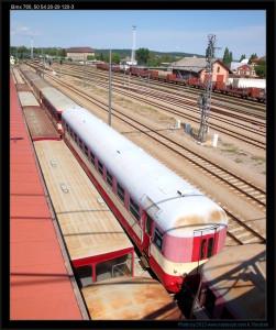 Bmx 765, 50 54 20-29 120-3, DKV Brno, Znojmo, 23.6.2012