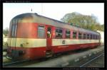 Bmx 765, 50 54 20-29 128-6, DKV Brno, 21.04.2011, Zastávka u Brna, pohled na vůz
