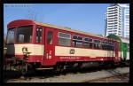 Btax 780, 50 54 24-29 122-5, DKV Olomouc, Olomouc, 17.04.2011, pohled na vůz