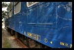 WR 851, 50 54 88-41 013-3, 05.08.2012, areál DHV v Lužné u Rakovníku, detail