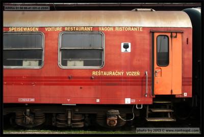 WRRm, 51 56 88-41 031-2 ZSSK, DKV Prievidza, 20.04.2013, Prievidza, část vozu