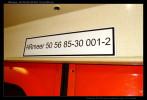ARmeer, ZSSK 50 56 85-30 001-2, označení uvnitř, Ex 120, 14.04.2012