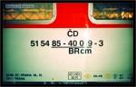 BRcm, 51 54 85-40 019-3, Praha,  Čes.Třebová, IC140 Detvan, 08.02.2005, scan starší fotografie, nápisy na voze
