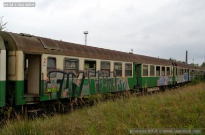 94 54 1 063 352-9, Česká Třebová, 22.09.2012