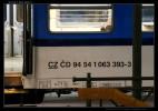 94 54 1 063 393-3, DKV Olomouc, 16.01.2012, Bohumín, nápisy na voze