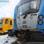Bfhpvee 295, 50 54 80-30 025-8, DKV Brno, Maloměřice,11.01.2013