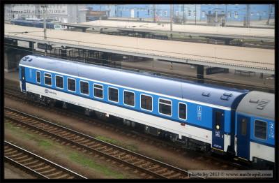Bdmpee 233, 61 54 20-71 001-9, DKV Olomouc, 20.04.2013, Ex 141, Ostrava hl.n., pohled na vůz