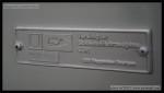 Bdmpee 233, 61 54 20-71 001-9, DKV Olomouc, 20.04.2013, Ex 541, Ostrava hl.n., výrobní štítek-podélník vozu