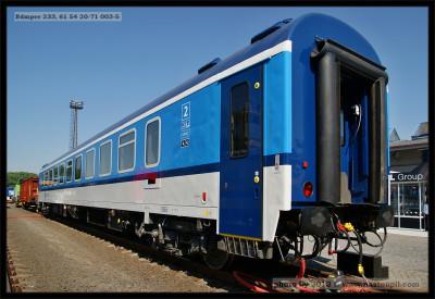 Bdmpee 233, 61 54 20-71 003-5, DKV Olomouc, CRD Ostrava 2013, 18.06.2013