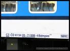 Bdmpee 233, 61 54 20-71 008-4, DKV Olomouc, Praha hl.n., 11.10.2013