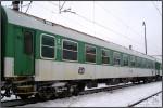 B 249, 51 54 20-41 853-2, DKV Olomouc, Praha Smíchov, 05.12.2010, pohled na vůz