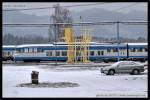 94 54 1 451 045-9, Areál firmy PARS Nova, Šumperk, 04.12.2012