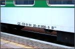 B 249, 51 54 20-41 856-5, DKV Olomouc, R 744 Bohumín-Brno, 11.03.2011, nápisy na voze