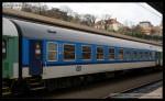 B 249, 51 54 20-41 861-5, DKV Plzeň, 11.04.2012, pohled na vůz, Praha Hl.n.