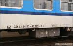 B 249, 51 54 20-41 973-8, DKV Praha, 16.03.2011, České Budějovice, nápisy na voze