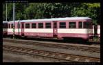 Btx 761, 50 54 29-29 355-6, DKV Olomouc, ex.020 291-1, Železniční společnost Tanvald, Tanvald, 14.08.2012, pohled na vůz