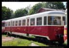 Btx 761, 50 54 29-29 358-8, jako BRtx 87-29 358-0, BistroBalm, Železniční společnost Tanvald, depo Tanvald, 14.08.2012, pohled na vůz