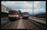 Btx 761 a Btax 780, Šumperk 1999, scan starší fotografie