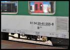 B 249, 51 54 20-41 555-3, DKV Praha, Praha hl.n., 21.08.2013, označení