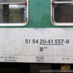 B 249, 51 54 20-41 557-9, DKV Praha, Praha hl.n., 19.11.2014