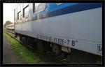 B 249, 51 54 20-41 676-7, DKV Plzeň, 01.10.2011, Praha Smíchov, nápisy na voze