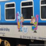 Bbdgmee 236, 61 54 84-71 044-2, polep Národní dopravce a oddíl pro cestující s dětmi, Ústí nad Labem hl.n., 24.10.2015