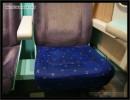Bee 273, 50 54 20-38 134-3, DKV Olomouc, 12.11.2011, R 741 Brno-Bohumín, sedadlo