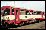Btax 780, 50 54 24-29 185-2, DKV Plzeň, Rakovník, 31.08.2013