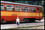 95 54 5 810 024-0, DKV Olomouc, Zlaté Hory, rok 1994, scan starší fotografie