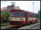 95 54 5 810 045-5, DKV Plzeň, 06.05.2007, Vrchlabí
