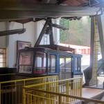 Lanovka Ještěd, kabina č. 1, Horní Hanychov, 17.4.2015