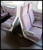 Btee 50 56 21-39 001-0, ZSSK, interiér, Leopoldov, 04.08.2013, sedadlo