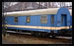 80 54 20-00 050-9, nářaďový vůz, 10.03.2011, Bohumín, část vozu