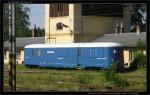 Bix SKANSKA 56 54 89-18 015-4P - Velký Osek 20.7.2006, pohled na vůz