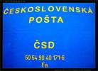 Fa 5054 90-40 171-6, nápisy na voze I, Dvůr Králové n.Labem, scan starší fotografie