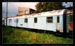 NPV 406, depo Šumperk, 11.10.2003, scan starší fotografie, pohled na vůz, (ex 123-7)