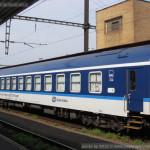 WLAB 822, 51 54 70-40 197-4, DKV Praha, v pronájmu Wagon Slovakia, Košice, 2.9.2014