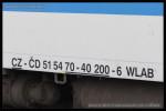 WLAB 822, 51 54 70-40 200-6, DKV Praha, označení, Pardubice hl.n., 11.06.2014