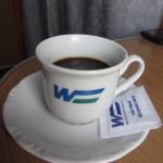 WLAB 822, 51 54 70-40 215-4, DKV Praha, R442 Šírava, v pronájmu Wagon Slovakia Košice, 2.9.2014, káva