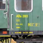 60 54 00-80 024-5, VÚKV, pův. ABa 2003, JUMA, Kolín, 25.06.2014, označení