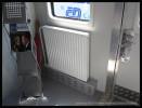 60 54 89-29 001-1, doprovodný vůz k měřícímu vozu AŽD, Czech Rail Days Ostrava, 18.6.2014, topení