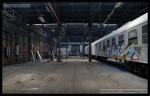 60 54 99-29 008-4, preventivní vlak, Areál Ateco Bubny, 09.05.2013, hala