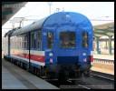60 54 99-86 003-5, SŽDC - Měřící vůz pro železniční svršek, Pardubice hl.n., 13.03.2014, pohled na vůz