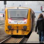 914 187-0, DKV Olomouc, Frýdek-Místek, 04.03.2014, čelo vozu