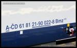 Bmz 232, 61 81 21-90 022-8, DKV Olomouc, Žilina, 09.04.2014, označení